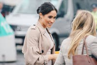El baby shower de Meghan Markle en Nueva York con Serena Williams y Priyanka Chopra