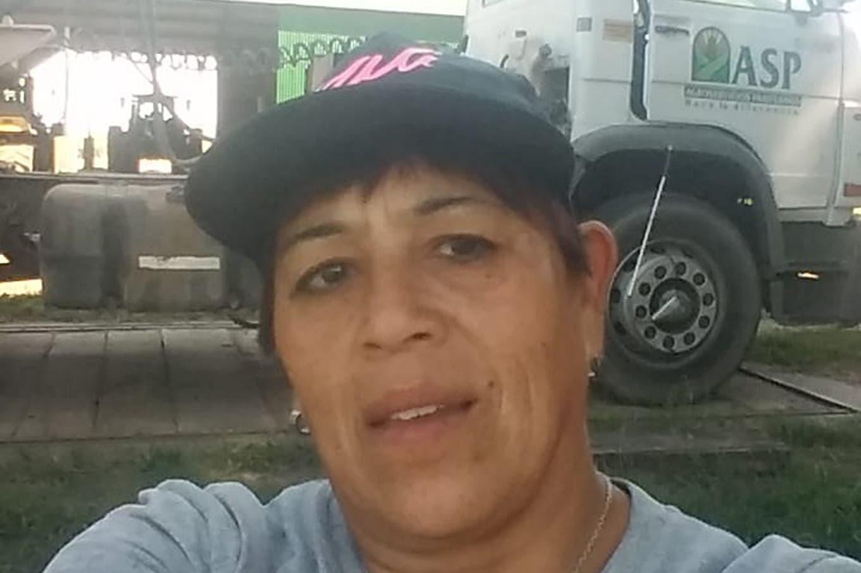 Isabel Luna: la mujer que pasó de albañil a camionera en una empresa de fertilizantes