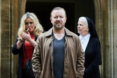 Ricky Gervais regresa a la pantalla con la serie After Life