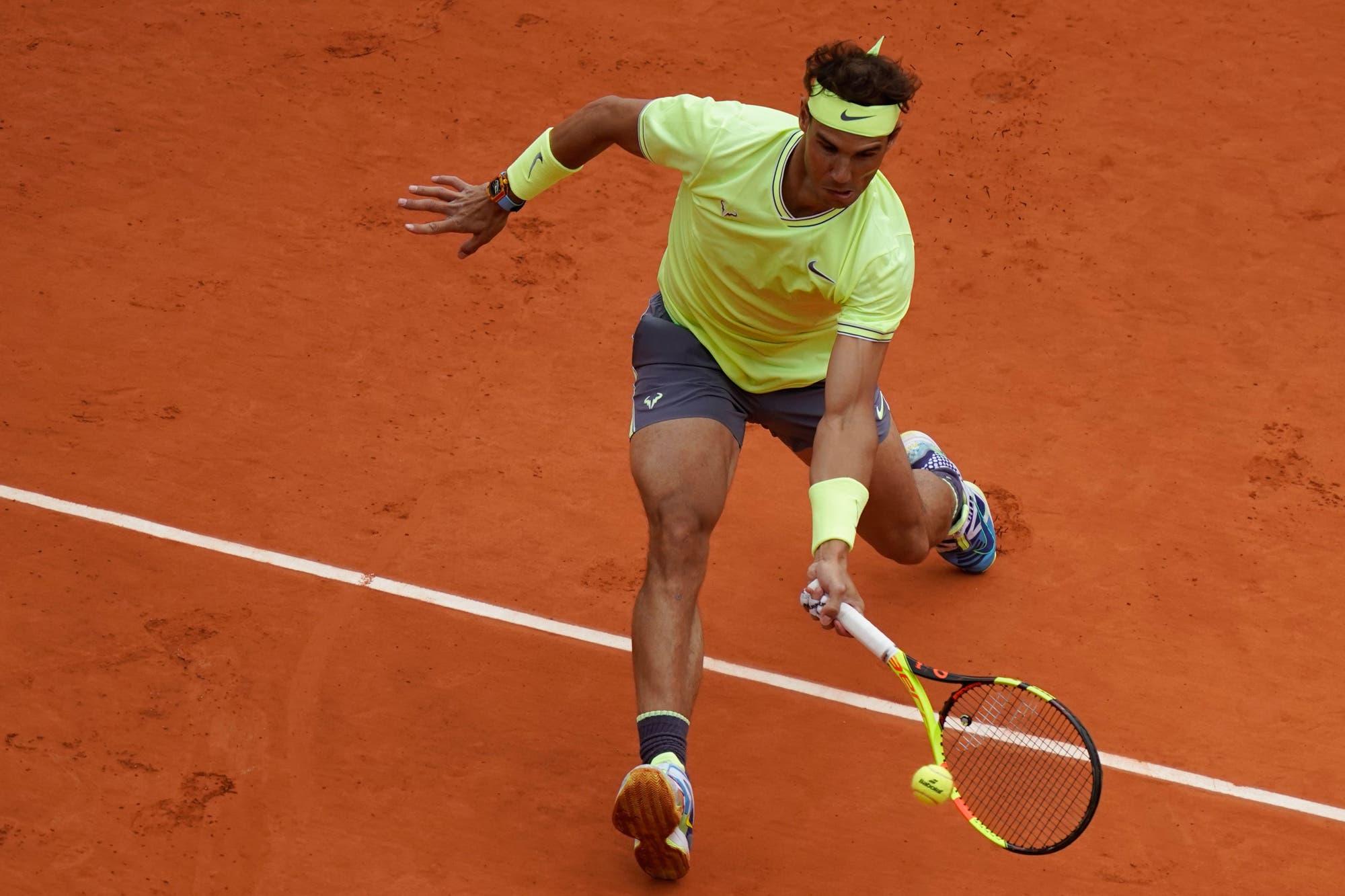 """Rafael Nadal íntimo, después de ganar su 12° Roland Garros: """"Toqué fondo, me cansé de sufrir dolor"""""""