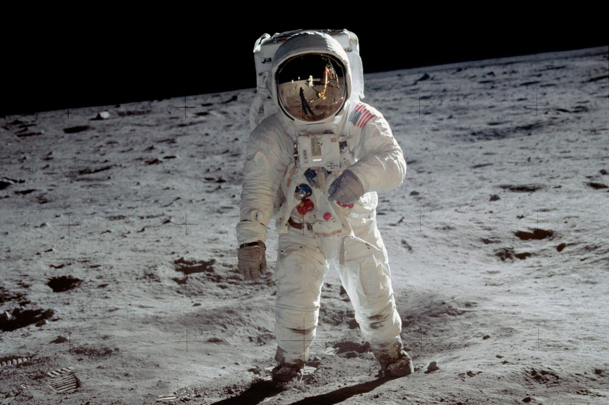 La llegada del hombre a la Luna, vista como nunca antes gracias a la restauración de los videos