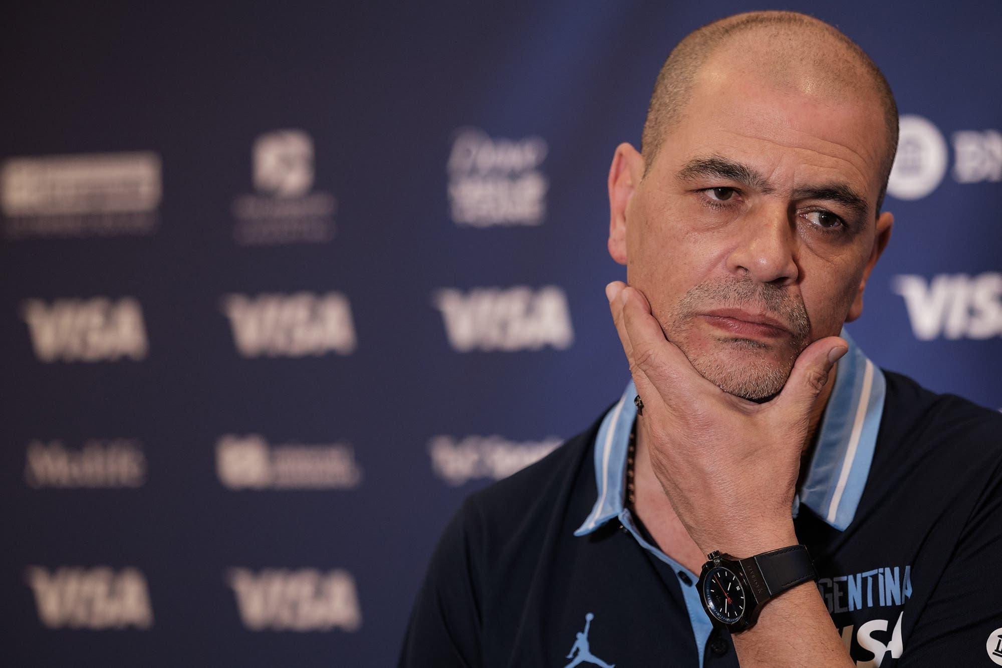 """Luego de Scola, Sergio Hernández abre dudas: """"No tengo idea de si voy a estar en la selección en Tokio 2021"""""""