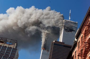 En los ataques al World Trade Center murieron cerca de tres mil personas