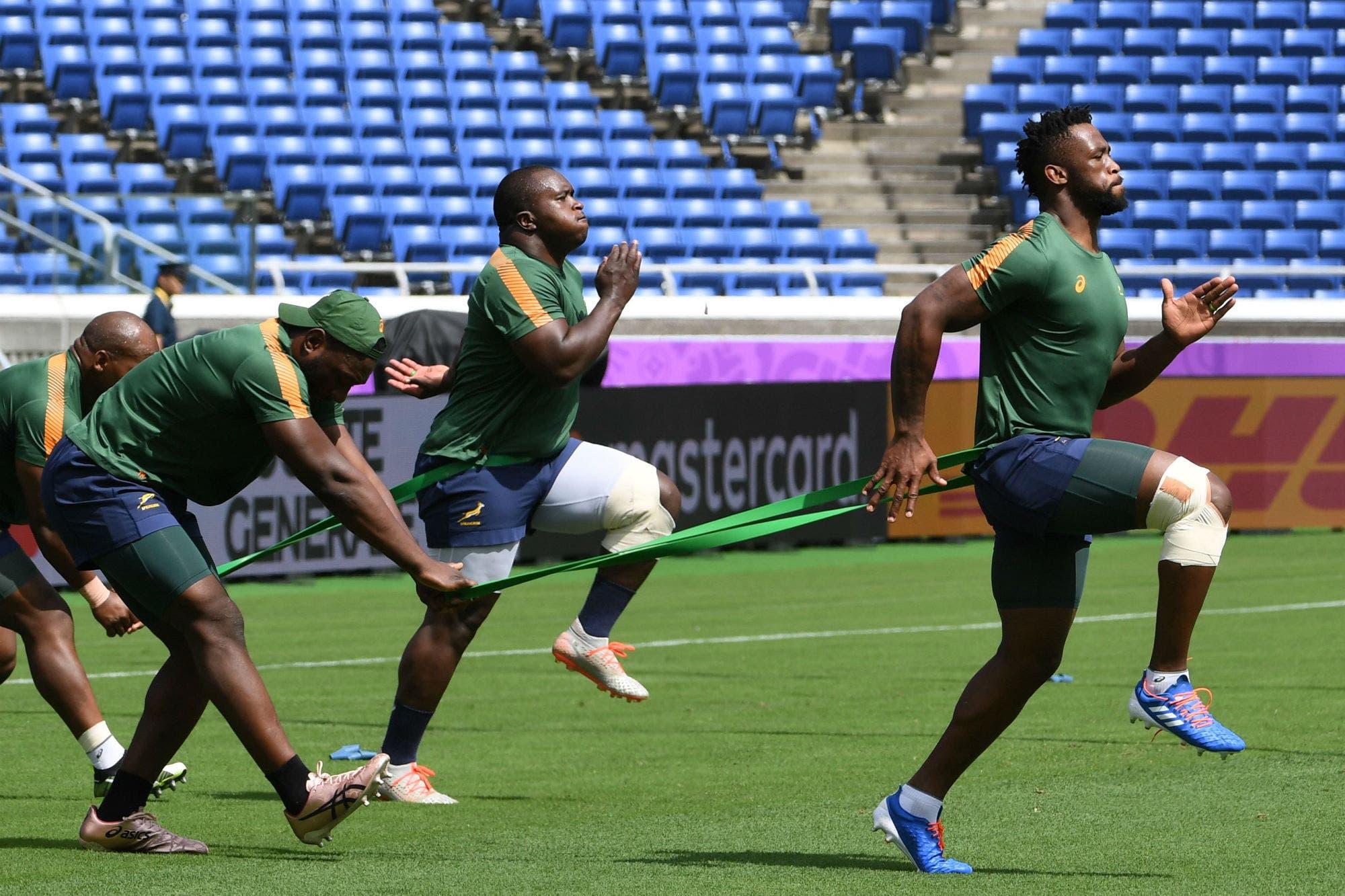 El Mundial de rugby: All Blacks vs. Springboks, un choque de titanes con aroma de final anticipada
