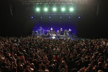 King Crimson en el Luna Park