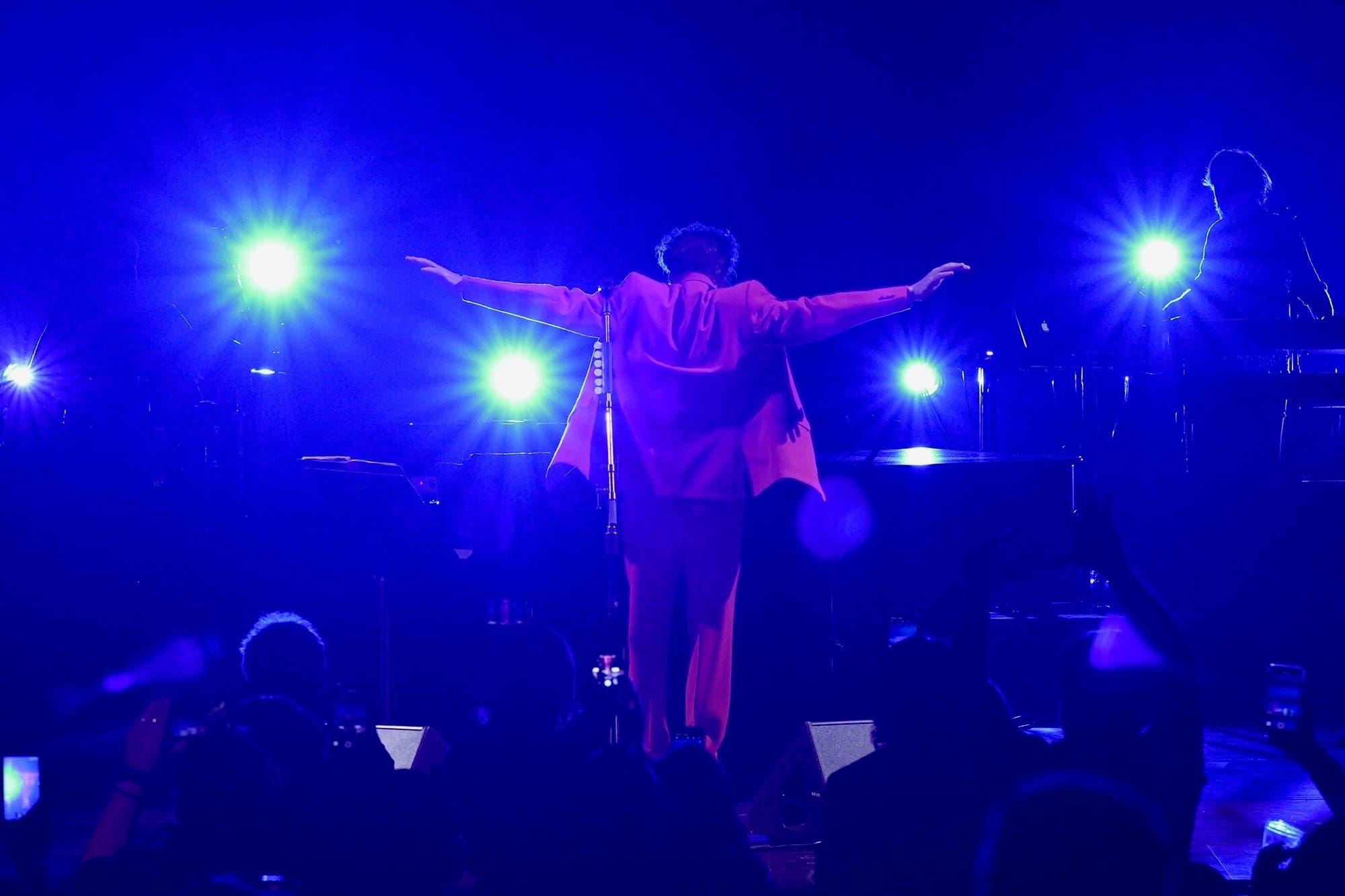 Un Oscar para Fito Páez: el cantante se presentó en Hollywood