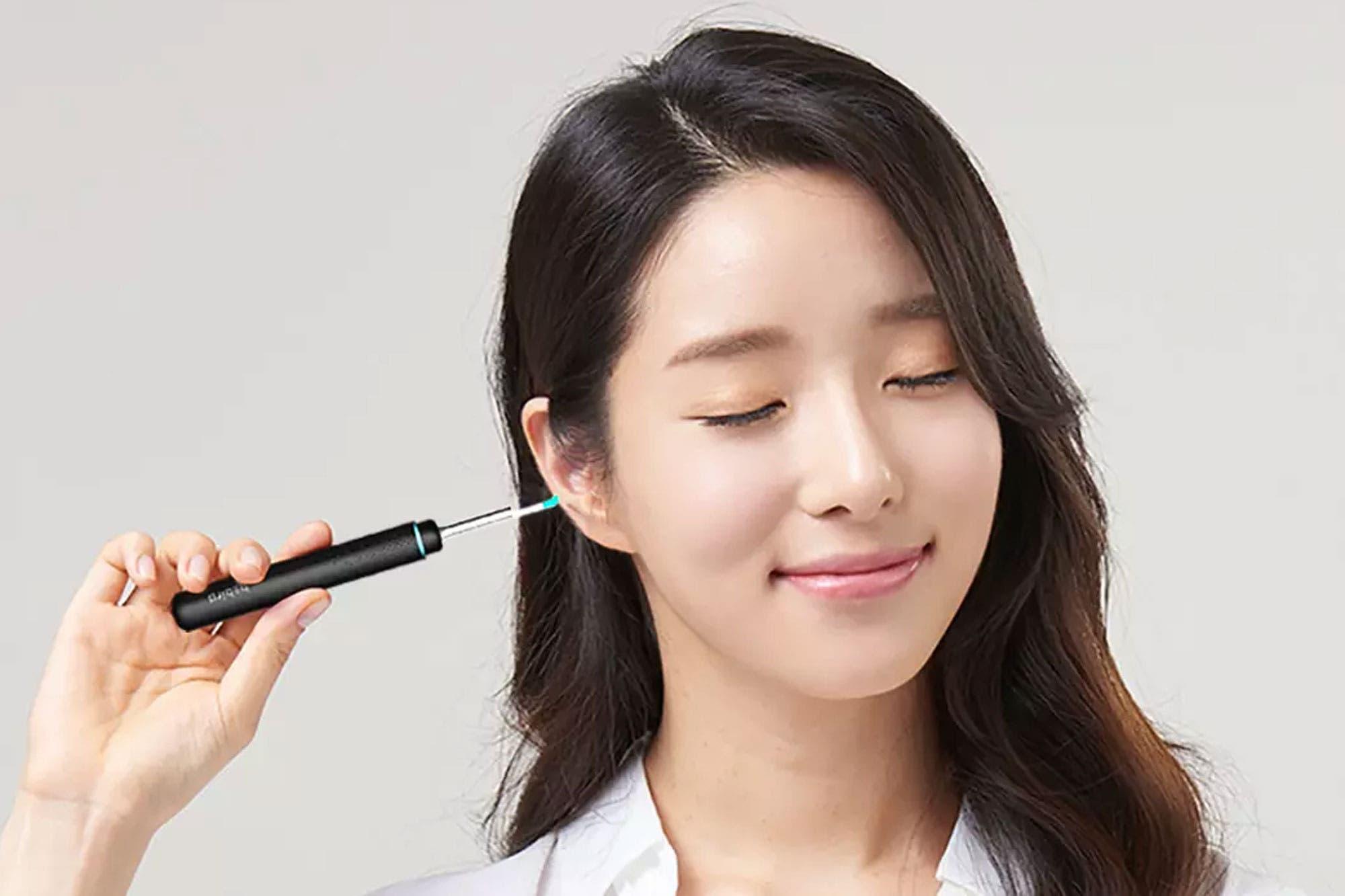 Chau hisopo: este es el BeBird M9 Pro, el limpiador de oídos de Xiaomi con cámara y conexión Wi-Fi