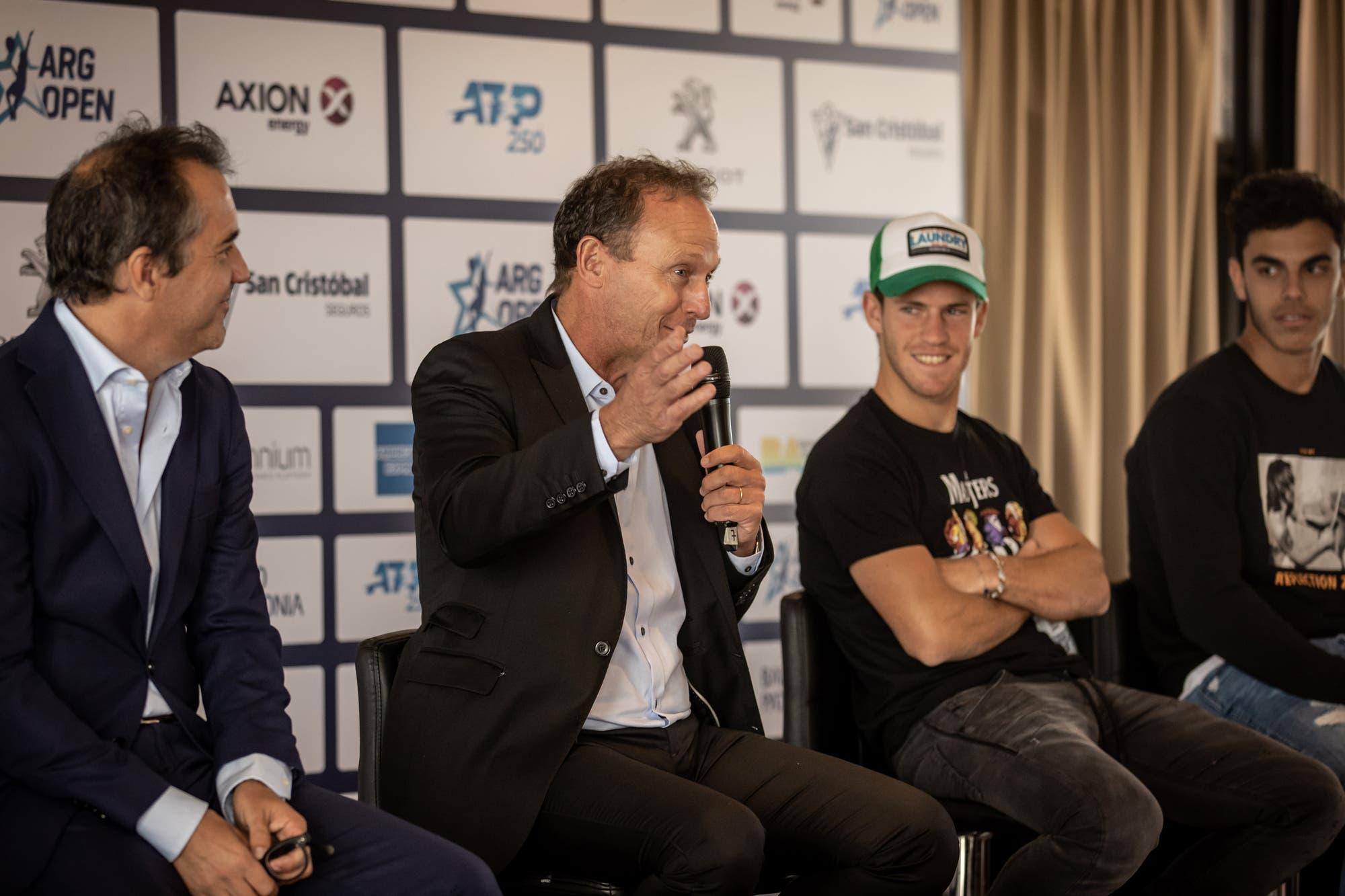 El Argentina Open: la fórmula para sostenerse 20 años, pese a los vaivenes del país