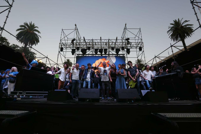 #CantArgentina: una canción de Charly García unó a todo el país para celebrar la solidaridad
