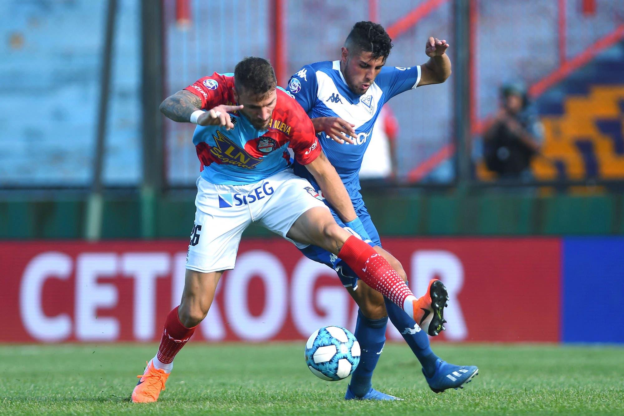 Arsenal-Vélez, por la Superliga: el Fortín goleó en el sur y se acerca a los puestos de Copa Libertadores