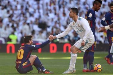 Messi vs. Cristiano, una rivalidad que la Liga tuvo entre 2009 y 2018