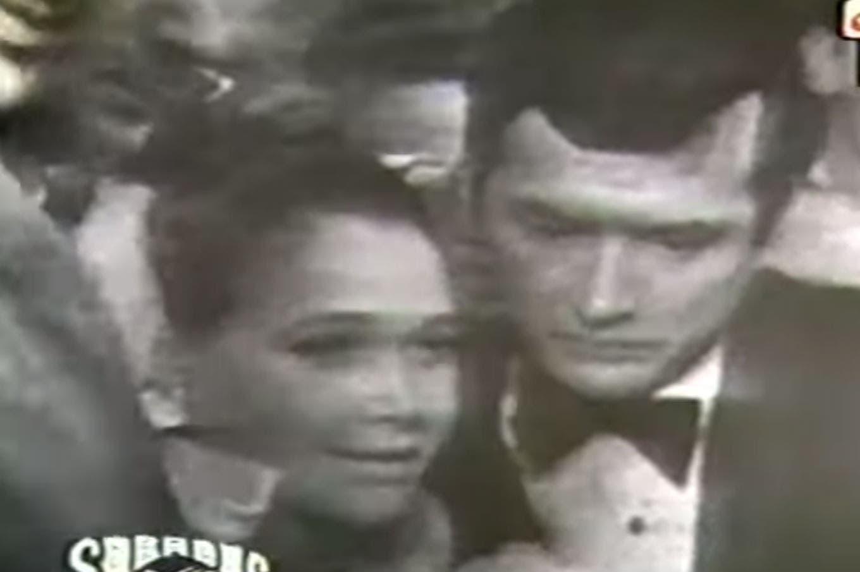 Palito Ortega y Evangelina Salazar: la boda televisada que paralizó al país
