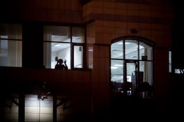 Noticias tecnológicas: La oficina de Milton en el Mandarin Plaza