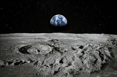 La NASA quiere volver a poner astronautas en la Luna para 2024, y montará una red 4G que les brinde conectividad