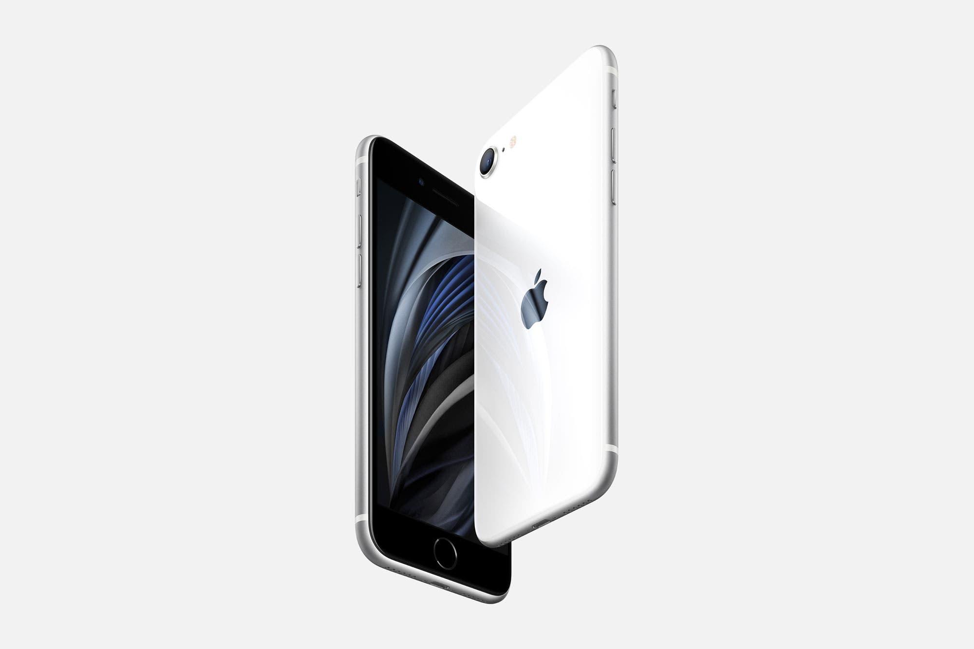 iPhone SE: cómo se compara el nuevo celular de Apple con el iPhone XR y el iPhone 8