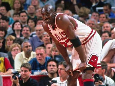 Jordan, indudable líder del hegemónico Chicago Bulls de los noventas, terminó compartiendo la capitanía con Cartwright, el único que se animaba a enfrentarse con la superestrella.