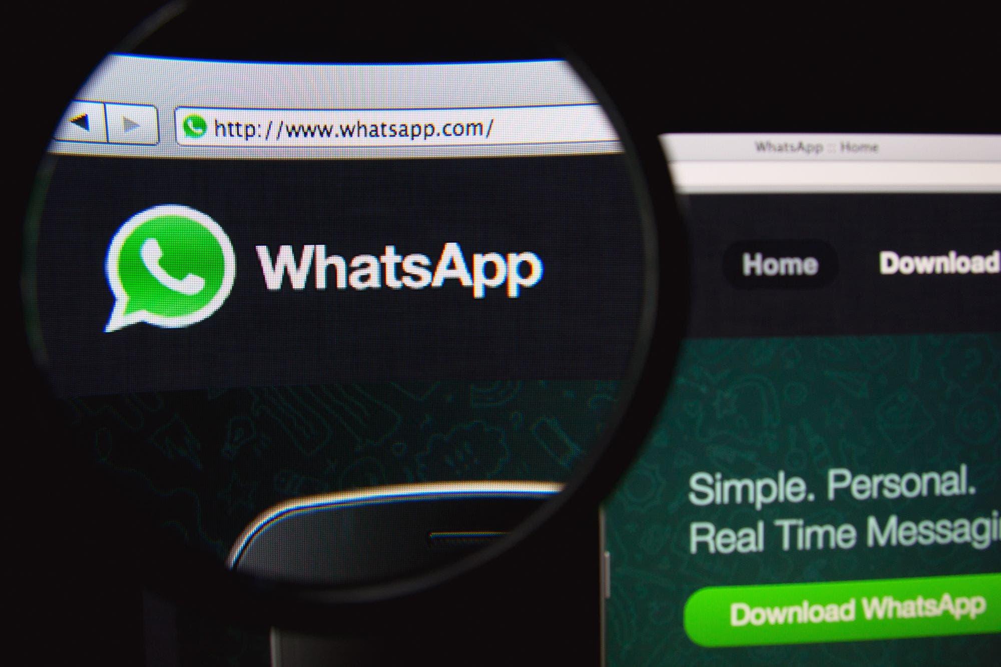 """WhatsApp filtra miles de números de teléfono de usuarios en Google por la función """"clic para chatear"""""""