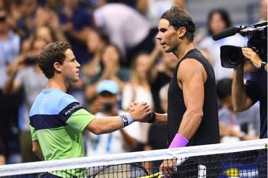 Schwartzman y Nadal son los únicos jugadores en ganar más del 42% de los puntos con la devolución en los últimos 14 meses de acción.