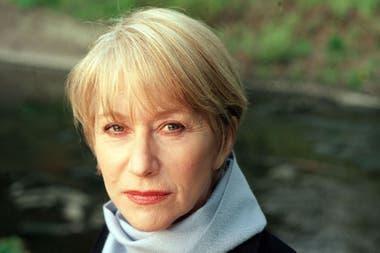 Helen Mirren, en Prime Suspect