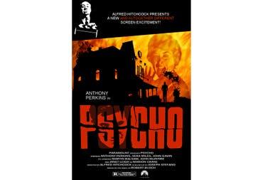 Psicosis, de Alfred Hitchcock, en Qubit.TV