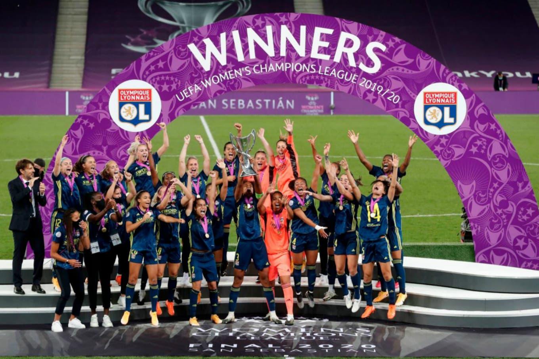 Reinas de copas: Lyon derrotó a Wolfsburgo y obtuvo la séptima Champions League femenina de su historia