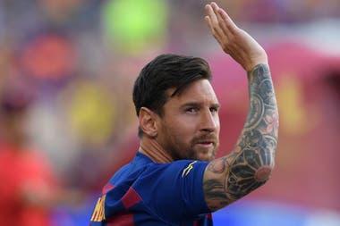 Messi siente que llega el momento de empezar a despedirse de Barcelona