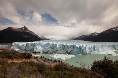 Glaciar Perito Moreno, PN Los Glaciares, El Calafate.