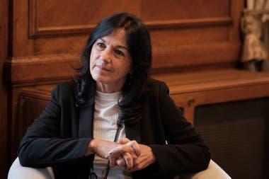 Vilma Ibarra, secretaria Legal y Técnica de la Nación