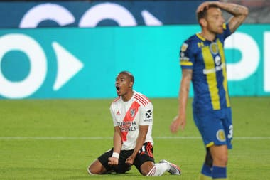 Nicolás De la Cruz: del golazo en River al salto a la selección de Uruguay para jugar por la eliminatoria sudamericana.