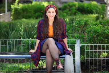 Vanesa Butera cuenta que puede financiar sus discos con sus trabajos televisivos