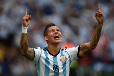 Selection experience: Rojo already knows what it means to play in a high-exposure jersey