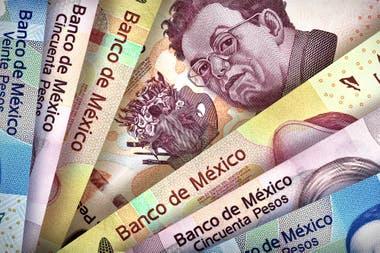 México es el país donde más se ha depreciado el dólar, seguido por Chile, Colombia y Brasil.
