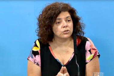 La ministra Carla Vizzotti está contagiada de coronavirus