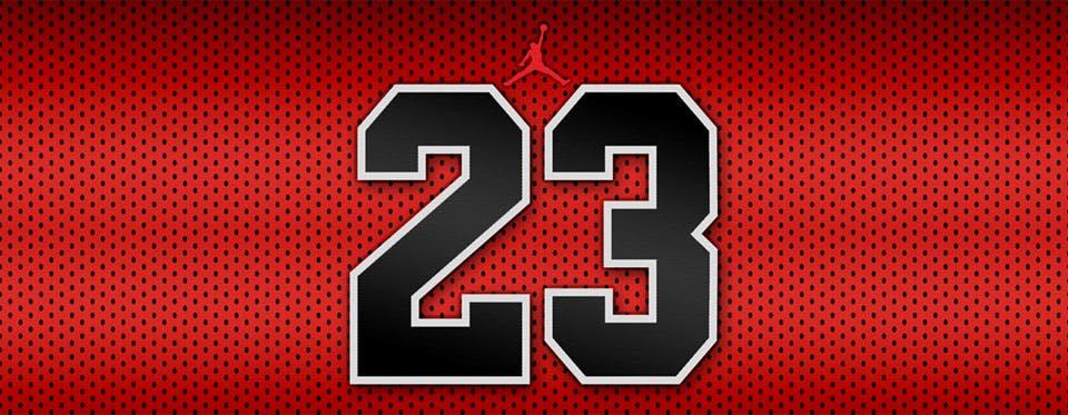 Michael Jordan Number 23 Logo: Por Qué Michael Jordan Usó Las Camisetas 23 Y 45