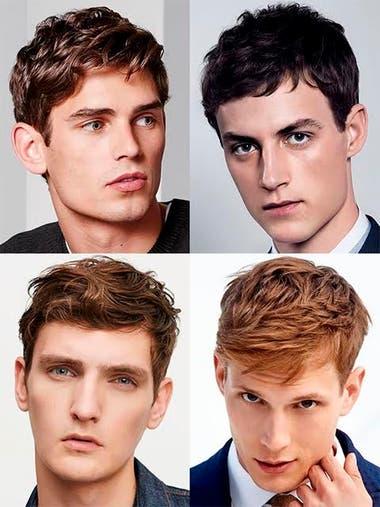 Cortes de cabello segun el rostro rectangular