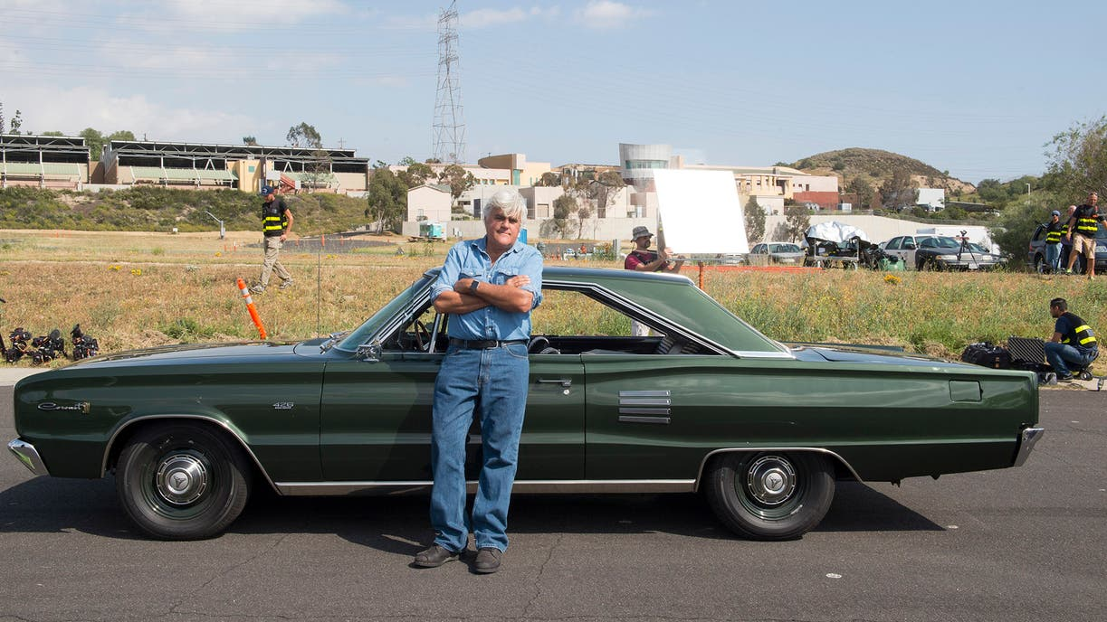 Jay Leno, de los Late Night Shows a la pasión por los autos