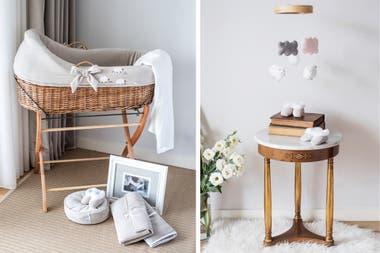 b92df9e63 Alexia Baralia es decoradora de interiores y creadora de La Blancherie.  Entre los imprescindibles para el primer cuarto del bebé pone en el top 3  la cuna, ...