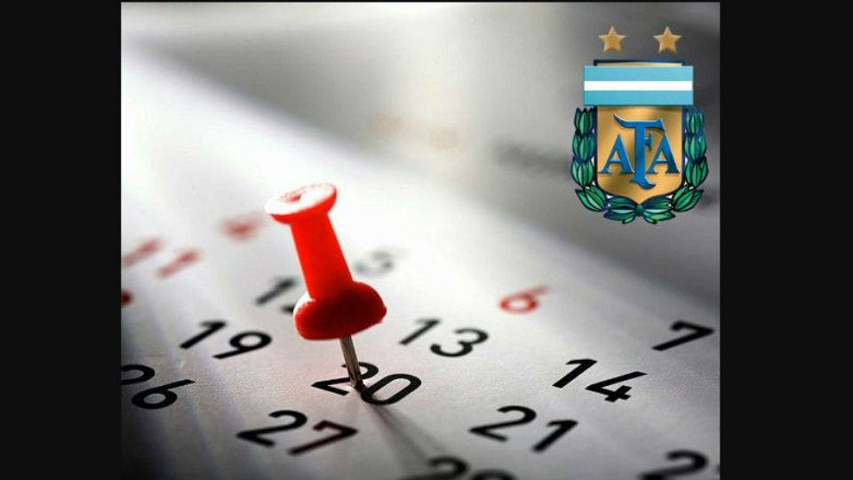 El calendario, desprolijo