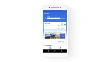 2f746db07c4 Google lanzó Files Go, una aplicación para optimizar y liberar ...