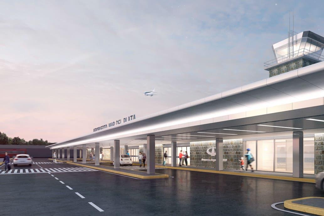 El aeropuerto necesitaba una renovaciónLas cifras de movimiento aéreo de este último verano en Mar del Plata alcanzaron niveles históricos por la incorporación de nuevas líneas aéreas
