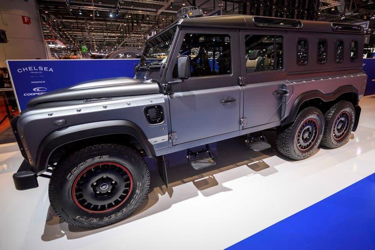 Aston Chelsea Truck Company Civilian 6x6