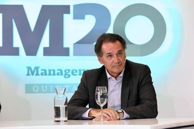 Alejandro Gil, Presidente y Ceo de Sinergium Biotech