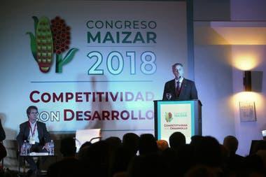 La apertura del Congreso Maizar, este martes