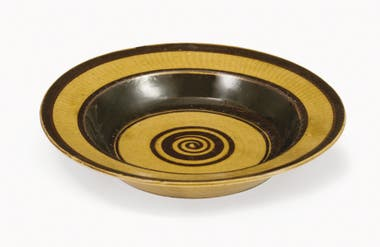 Plato (Otto Lindig), taller de cerámica de Dornburg 1922/23