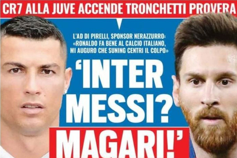 ¿Lionel Messi a Inter? desde Italia aseguran que la Pulga puede jugar en el Calcio