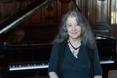 Mehta conoció a Argerich en Viena, cuando la pianista tenía tan solo 11 años