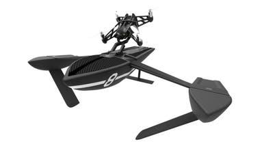 Drone acuático para el día del niño. Planea sobre el agua a más de 5 nudos de velocidad ($ 9500)