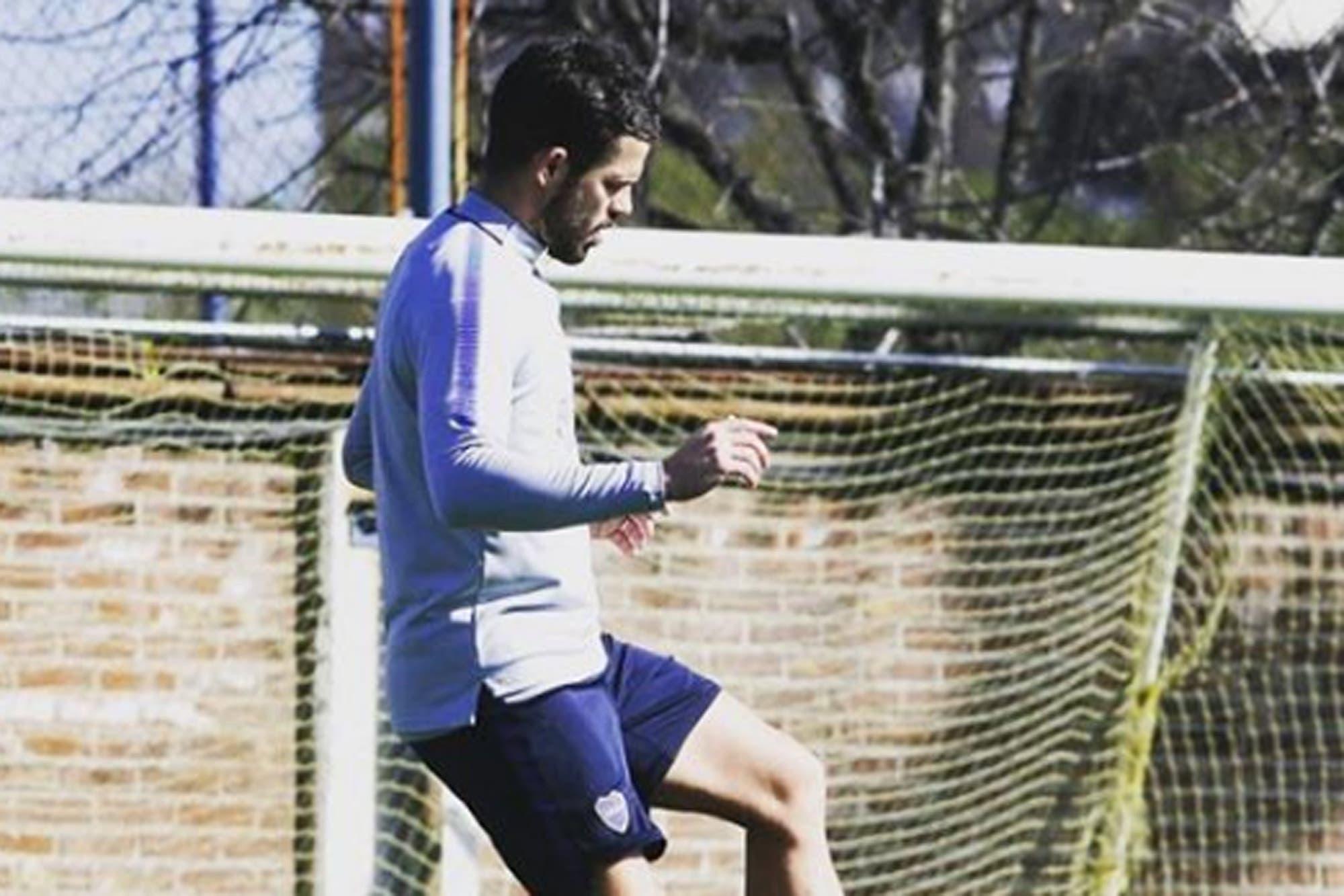 El mensaje que Fernando Gago subió a Instagram y qué dijo Guillermo sobre su regreso
