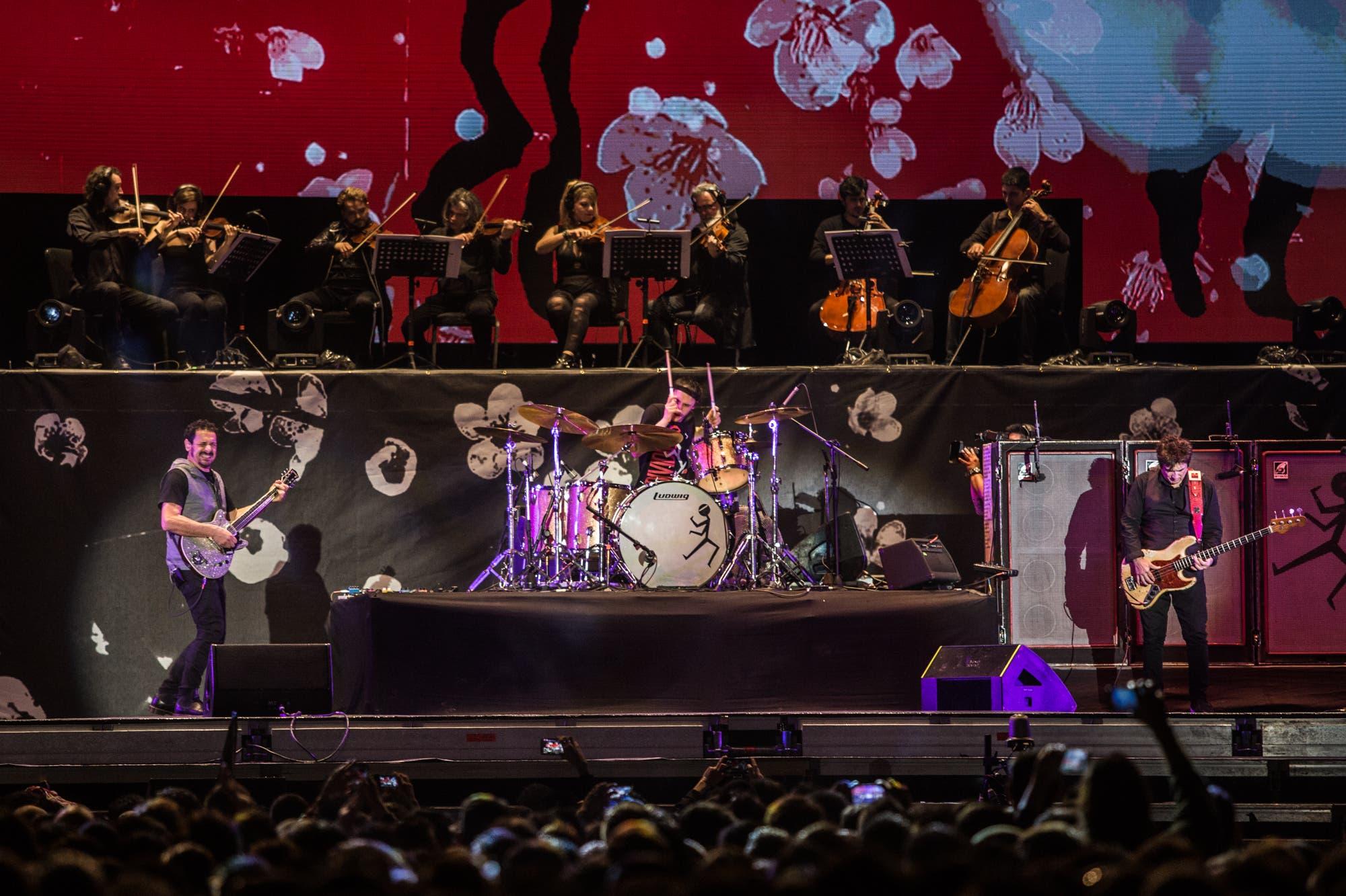 Divididos festejó 30 años de historia en el Hipódromo de Palermo