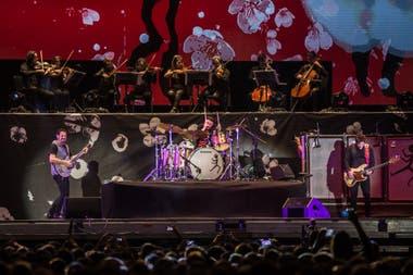 Divididos festejó sus 30 años de historia con un show en el Hipódromo de Palermo